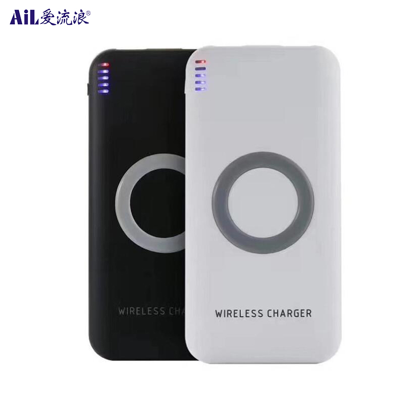 PW003 Wireless charging power bank
